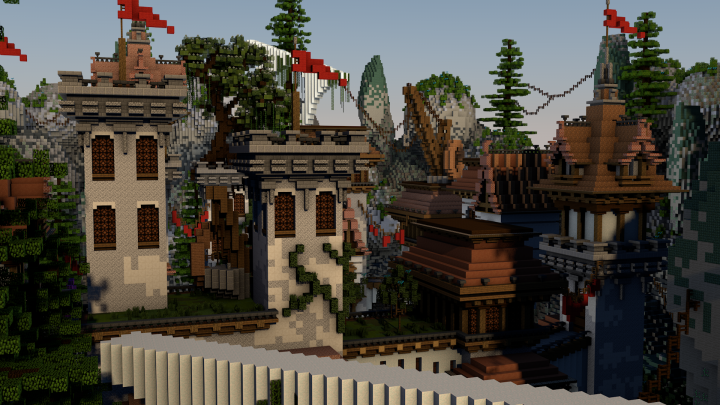 Popular Project : Server Hub | By DerKxmma & TheBiome