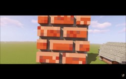 A BIG house Minecraft Map & Project