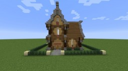 Small Fantasy House -01 Minecraft Map & Project