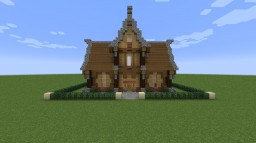 Small Medieval House - #01 Minecraft Map & Project