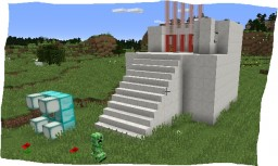 Laser - Protected Armory Minecraft Map & Project