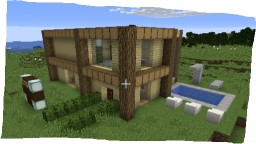 MaxWood Mansion Minecraft Map & Project