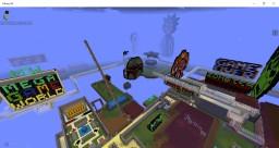 Mega Game World! Minecraft Map & Project