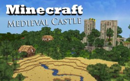 Gardhaven - Medieval City Minecraft Map & Project