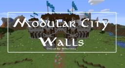Modular City Walls Repository Minecraft Map & Project