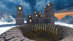 Mountains of Madness v2 Minecraft Map & Project