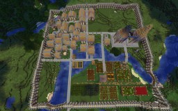 Broblo's Reimagination- Realms SMP Minecraft Map & Project