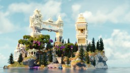Dream of Paradise Minecraft