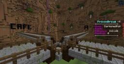 Prison Break - [Prison][PvP][24/7] Minecraft Server