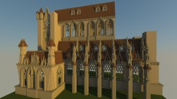 Ghothique flamboyant project Minecraft Map & Project