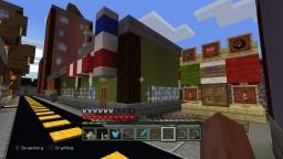 Minecraft Gritty Urban City Minecraft Map & Project