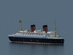 """Minecraft - Transatlantic Liner """"RMS York"""" Minecraft"""