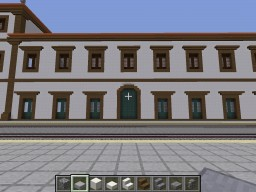 Baroque Downtown - (City of Splendour) Minecraft Map & Project