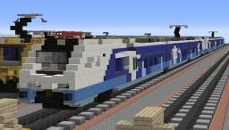Keolis FLIRT3 1.5:1 Minecraft Map & Project