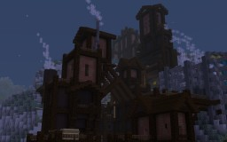 Marne: A TF2 Inspired Map (discontinued) Minecraft Map & Project