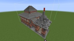 Russia: Town Center Minecraft Map & Project