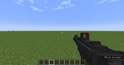 HK416 Gun Model - READ USE TERMS! Minecraft Texture Pack