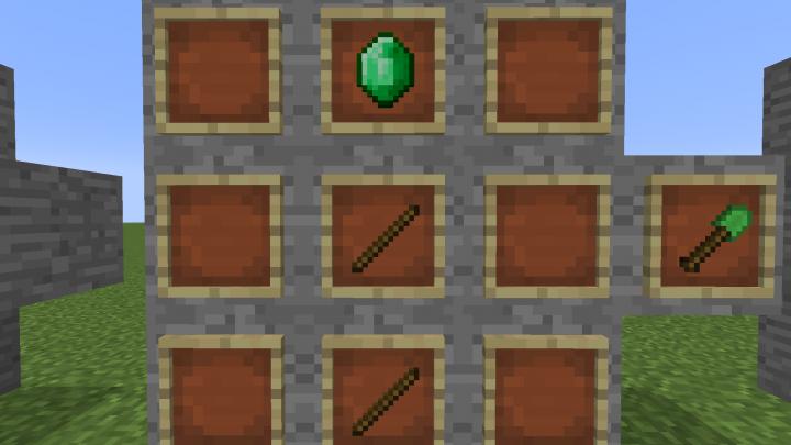Emerald SpadeShovel