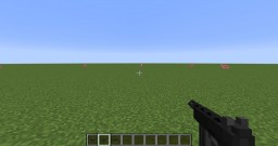 Tec-9 Gun Model - READ USAGE RULES Minecraft Texture Pack