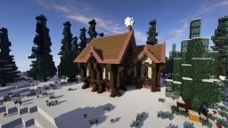 Tudor House Minecraft