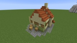 France: Dwelling Minecraft Map & Project