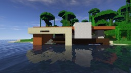 Minimalistic House #3 Minecraft Map & Project
