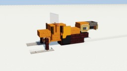 Snowmobile Minecraft