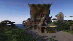 Medieval House #1 Minecraft Map & Project