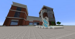 Memorial Hospital Minecraft Map & Project