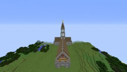 All Saints Cathedral Minecraft Map & Project