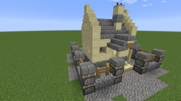 England: Dwelling Minecraft Map & Project