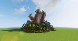 The Last Bastion - Mini Build! Minecraft