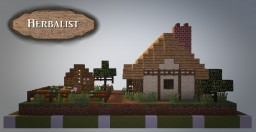 Herbalist Minecraft Map & Project