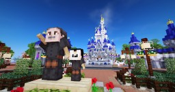 MCParks: Walt Disney World, Disneyland, Universal Orlando Resort, and Busch Gardens Tampa in Minecraft! Minecraft Server