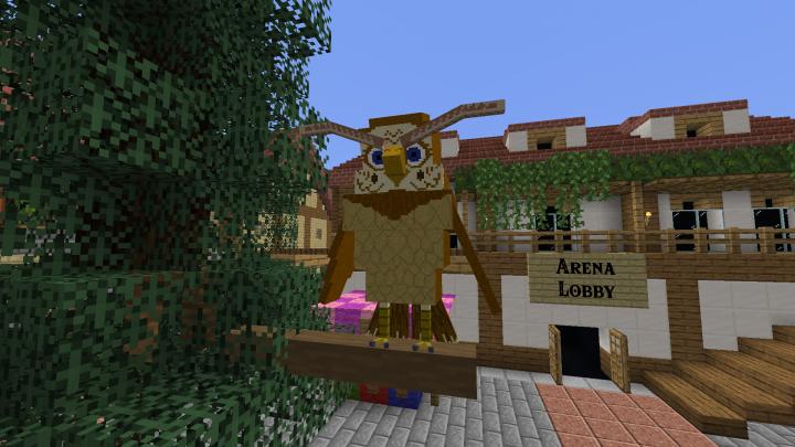 Kaepora Gaebora, the annoying tutorial owl.
