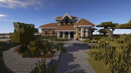 Traditional House #1 Minecraft Map & Project
