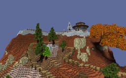 Mountain Build Minecraft Map & Project