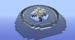 Gold Farm using Spawners Minecraft Map & Project