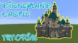 Disneyland Castle Minecraft Map & Project