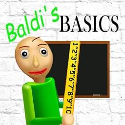 Baldi's Basics Map Version: 1.12.2 (texture Pack Broke) Minecraft Map & Project
