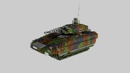 SPz Puma (IFV) 10:1 Minecraft