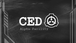 The CED Alpha Facility Minecraft Map & Project