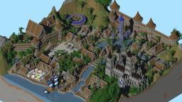 Realm of Lothiredon » Human City [v1 - old] Minecraft