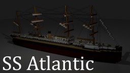 SS Atlantic Minecraft