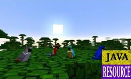 Minecraft Better Parrots Minecraft