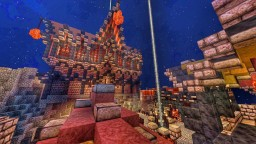 Coal Mountain - A place for pirates (Survival Build) Minecraft Map & Project