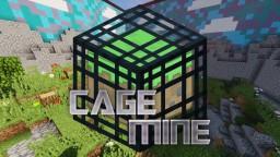 CageMine Minecraft Map & Project