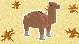 🍌🐼3D Animals 🦌🍌 Minecraft Texture Pack