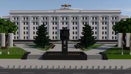 City of the USSR |  Svyatoslavl city Minecraft Map & Project