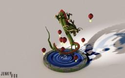 Tai-Wu , The chinese dragon Minecraft